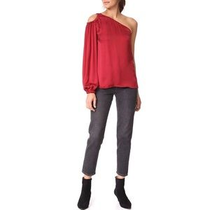 NWT Elizabeth and James Denissa One Shoulder Top